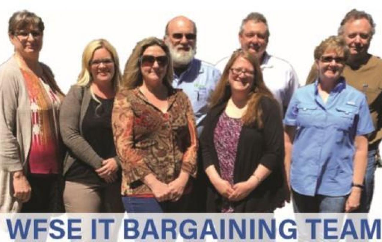 WFSE IT Bargaining Team