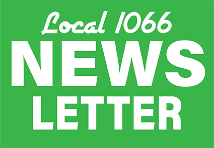 WFSE Local 1066 Newsletter